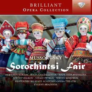 Mussorgsky: Sorochintsy Fair
