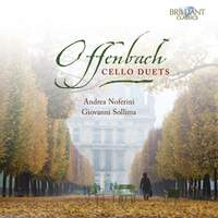 Offenbach: Cello Duets