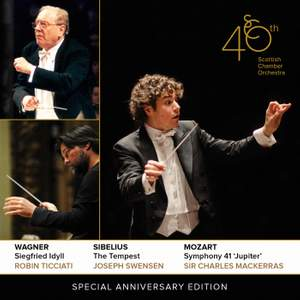 Scottish Chamber Orchestra: 40th Anniversary Edition Product Image