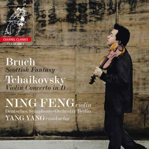 Ning Feng plays Bruch & Tchaikovsky Product Image