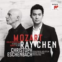 Mozart Violin Concertos & Sonata