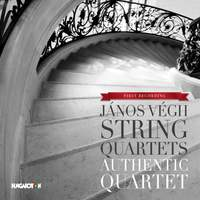 Janos Végh: String Quartets