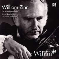 William Zinn: Works for String Quartet