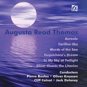 Augusta Read Thomas: Selected Works for Orchestra Product Image