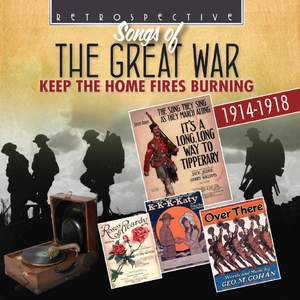 Songs of The Great War Product Image