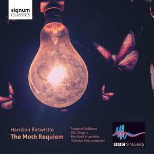 Birtwistle: The Moth Requiem Product Image