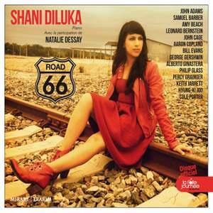 Route 66: American Piano Music