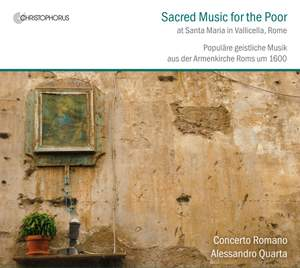 Sacred Music for the Poor Product Image