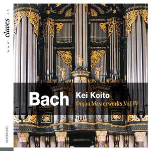 Bach: Organ Masterworks, Vol. 4 Product Image