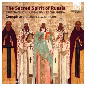 The Sacred Spirit of Russia Product Image