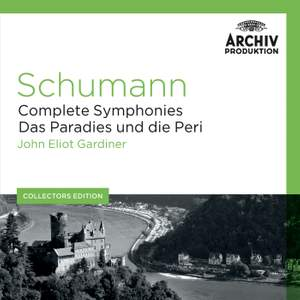 Schumann: Complete Symphonies and Das Paradies und die Peri Product Image