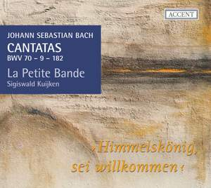 Bach - Cantatas for the Liturgical Year Volume 18