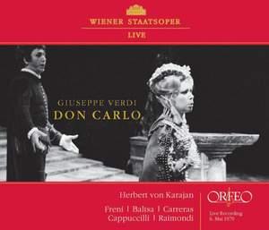 Verdi: Don Carlo Product Image