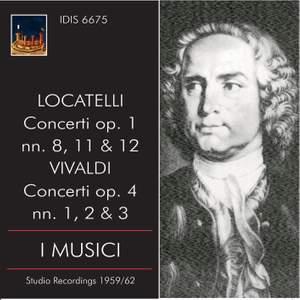 Locatelli & Vivaldi: Concertos Product Image