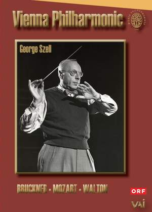 George Szell conducts The Vienna Philharmonic Orchestra Product Image