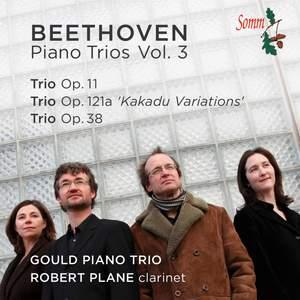 Beethoven: Complete Piano Trios Volume 3