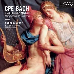 CPE Bach: Empfindsamkeit!
