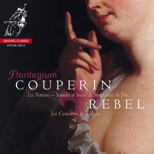 Couperin & Rebel: Les Nations Product Image