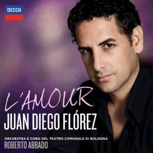 L'Amour: Juan Diego Flórez Product Image