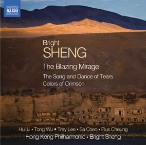 B. Sheng: The Blazing Mirage Product Image