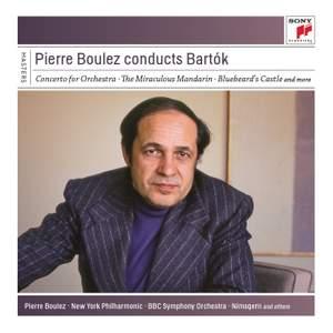 Pierre Boulez conducts Bartók