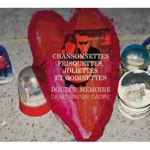 Chansonnettes frisquettes, joliettes et godinettes Product Image
