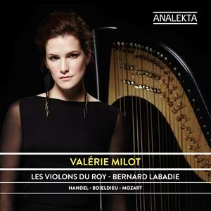 Handel, Boieldieu & Mozart: Harp Concertos Product Image