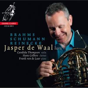 Brahms, Schumann & Reinecke