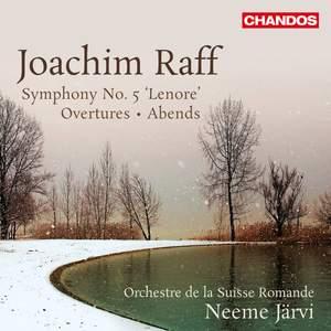 Joachim Raff: Orchestral Works Volume 2