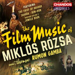 Rózsa: Film Music Suites