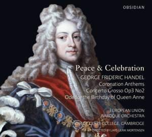 Handel: Peace & Celebration