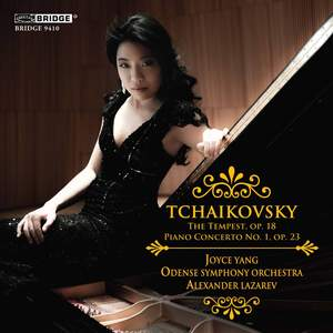 Tchaikovsky: The Tempest & Piano Concerto No. 1 Product Image