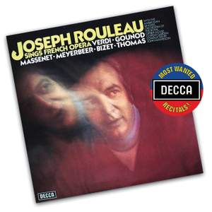 Joseph Rouleau sings French Opera Product Image