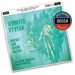 Jennifer Vyvyan - Mozart and Haydn Recital