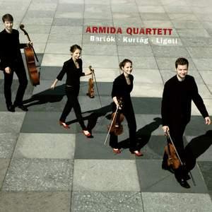 Bartók - Kurtag - Ligeti: String Quartets Product Image