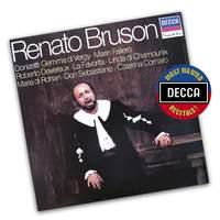 Renato Bruson sings Donizetti