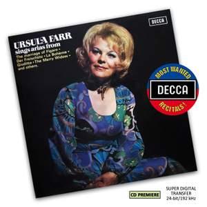 Ursula Farr sings Operatic Arias