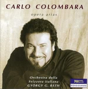 Carlo Colombara: Opera Arias