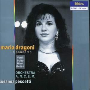 Maria Dragoni in Concert