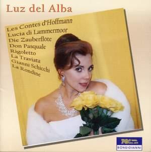 Luz del Alba - Operatic Recital