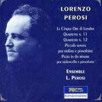 Perosi: String Quartets Nos. 11 & 12