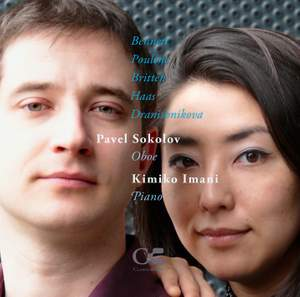 RR Bennett, Poulenc, Britten, Hass & Dranishnikova: Works for Oboe and Piano