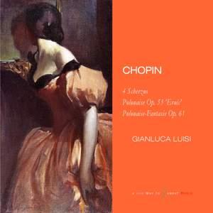 Chopin: Scherzos Nos. 1-4 & Polonaises, Op. 53 & 61