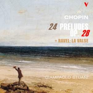 Chopin: 24 Preludes & Ravel: La valse