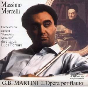 Martini: L'Opera per Flauto