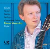 Castelnuovo-Tedesco, Berkeley, Rodrigo & Vassiliev: Works for Guitar