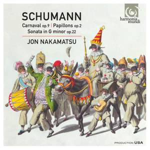 Schumann: Carnaval, Papillons & Sonata in G minor