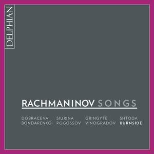 Rachmaninov: Songs Product Image