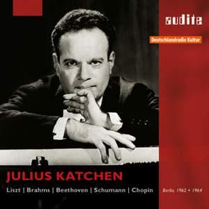 Julius Katchen: Berlin 1962, 1964