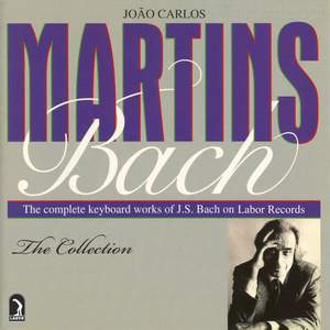 Martins, Joao Carlos: The Complete Bach Collection
